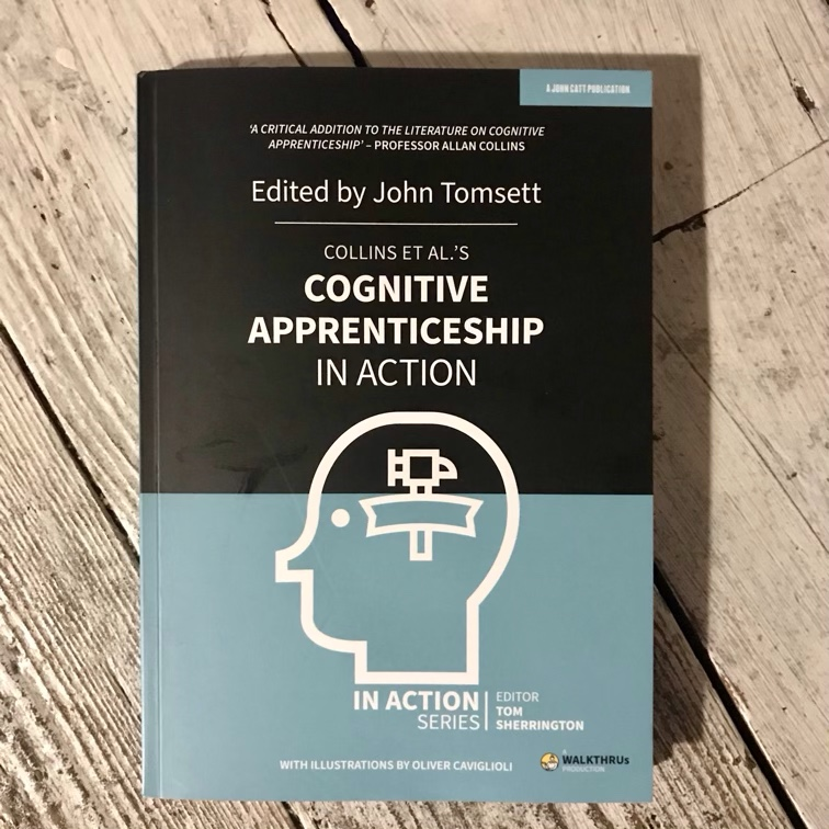 Cognitive Apprenticeship in Action